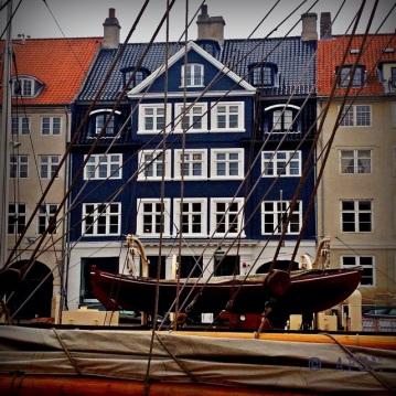 Nyhavn/Kopenhagen