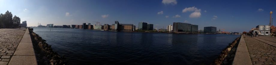 Kopenhagen Sydhavnen