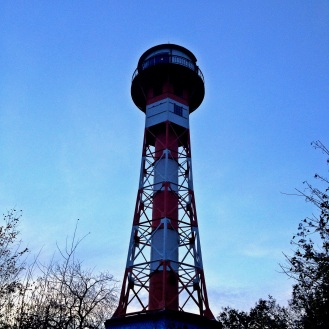 Leuchtturm oben
