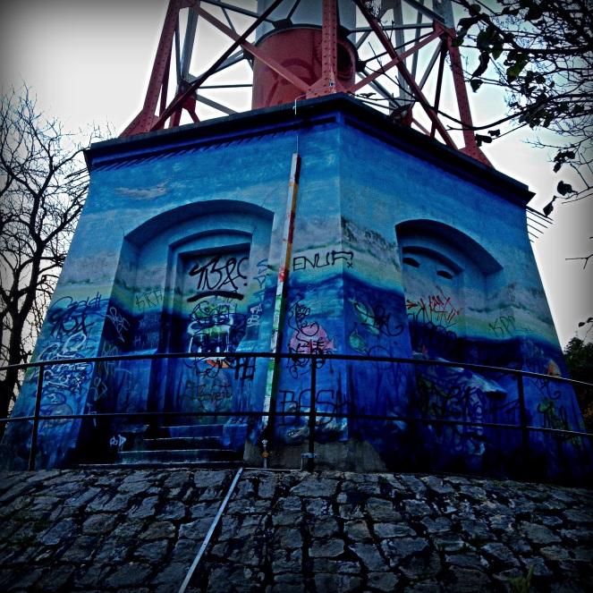 Leuchtturm unten