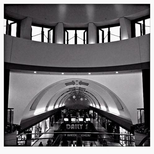 Einkaufszentrum/Hamburg