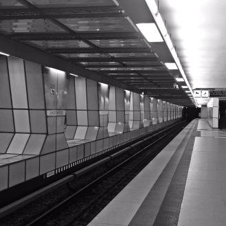 U-Bahn Jungfernstieg