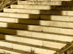 Treppenschatten