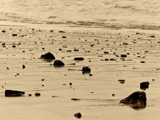 Strandstille
