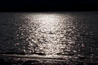 Meer oder Fluss