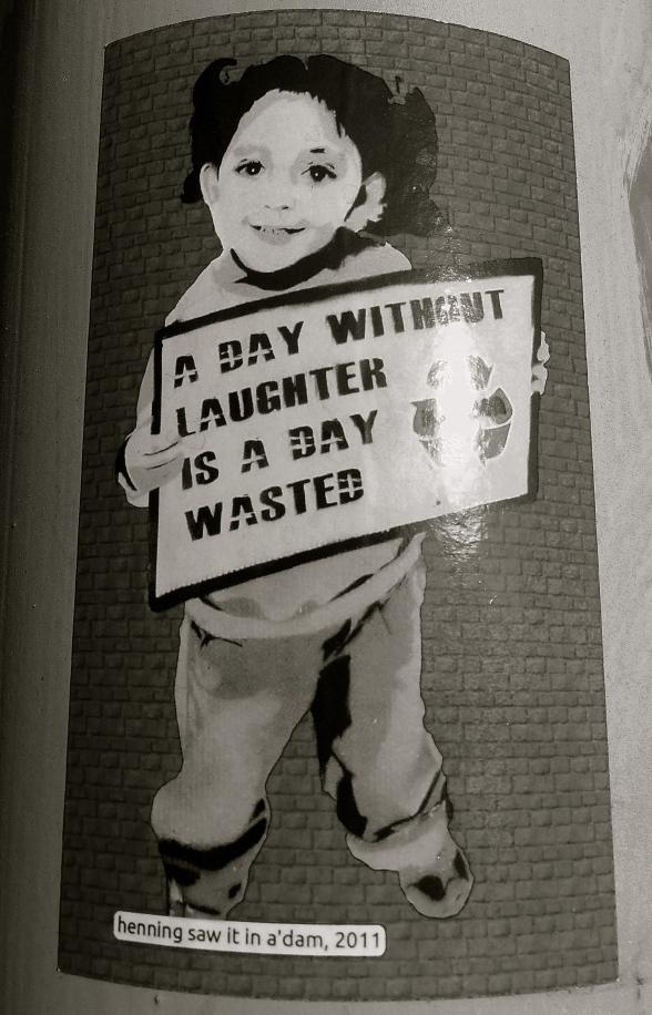 Lachen ist besser