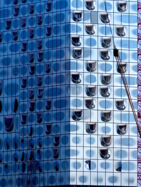 Elbphilharmonie Baustelle
