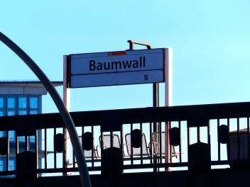 U-Bahn Baumwall