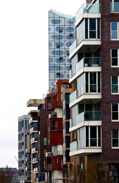 Blick Hafencity