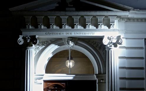 Gästehaus der Universität