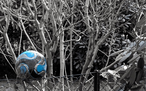 Vergessener Ball