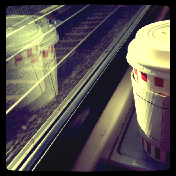 Kaffee unterwegs