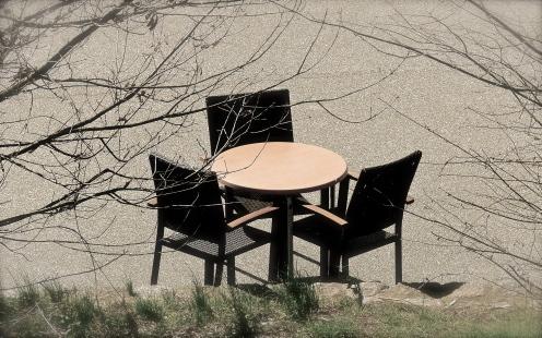 Einsam in der Sonne