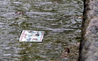 Kartenschwimmen