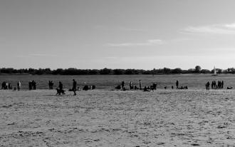 Strandstreifen