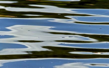 Wassermuster