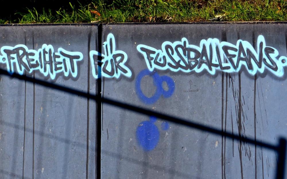 Freiheit für Fussballfans