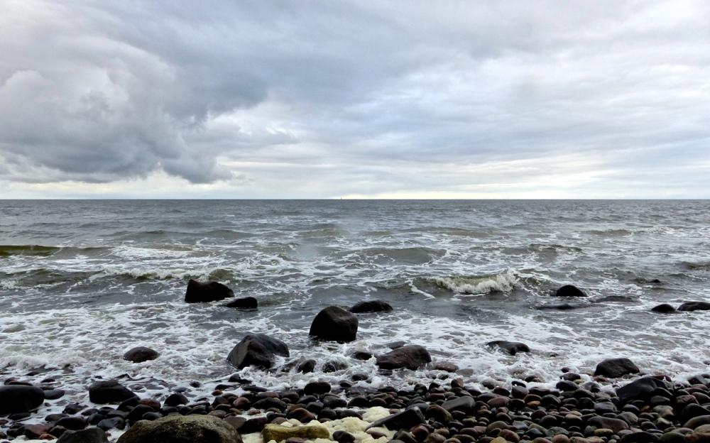 Gemälde vom Meer