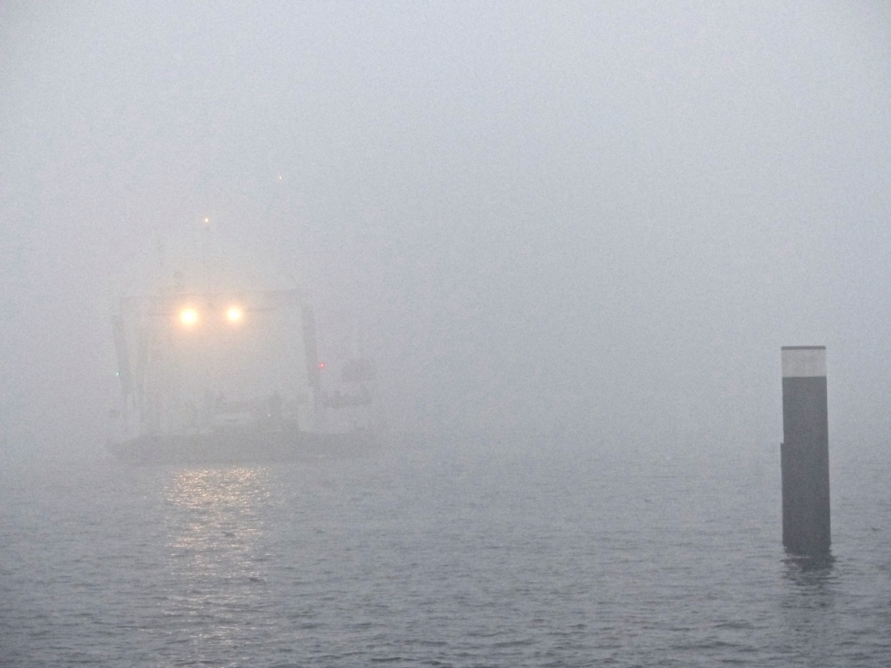 Nebelfähre