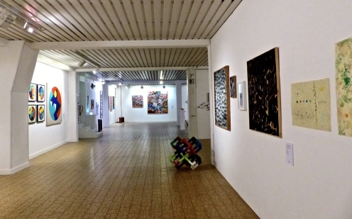 Galerie-Einblick