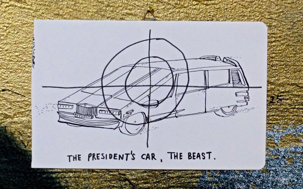 Presidents Car