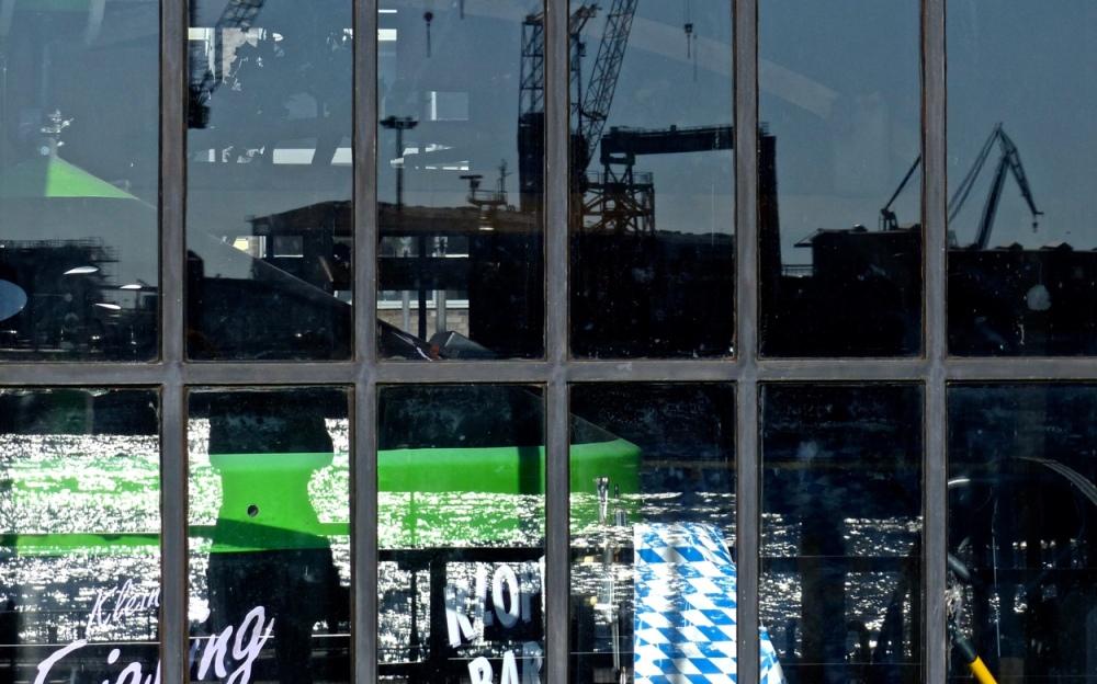 Fischauktionshallenfenster