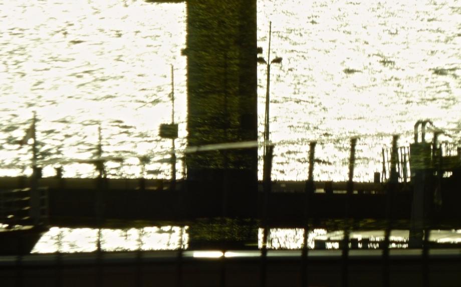 Sonne durchs Fenster