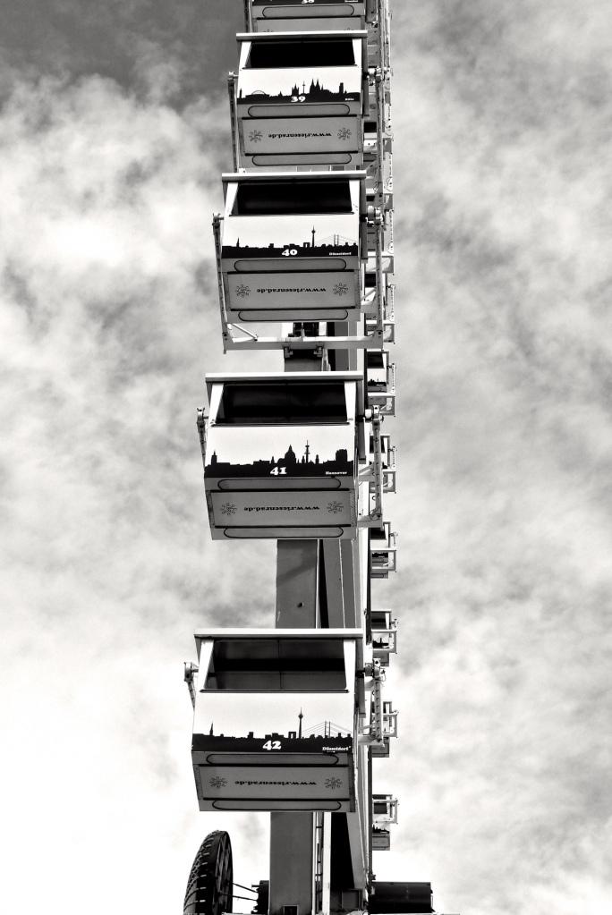 Riesenrad Hafen-City