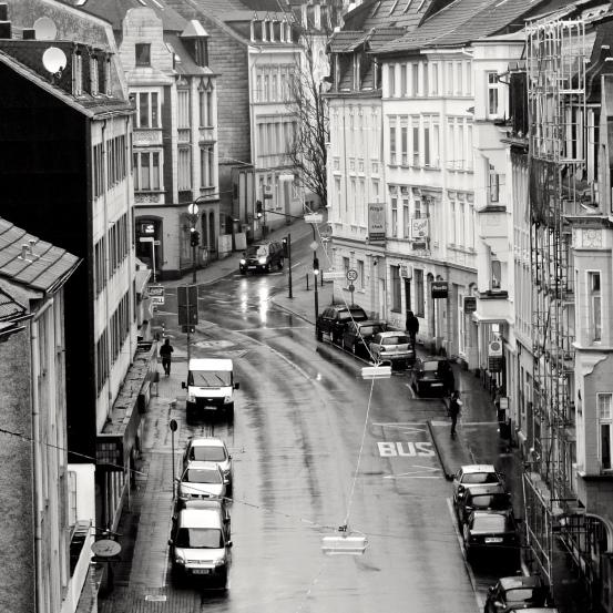 Straßengrau