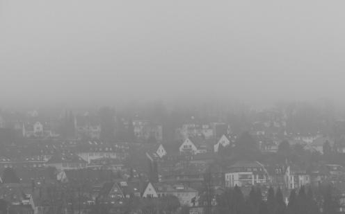 Unterm Nebelmeer