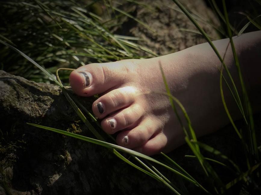 Füße 7