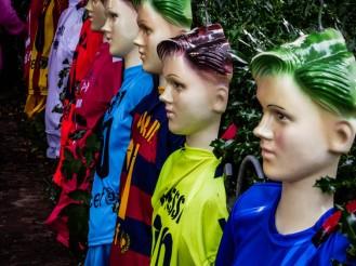 Fußballjungs