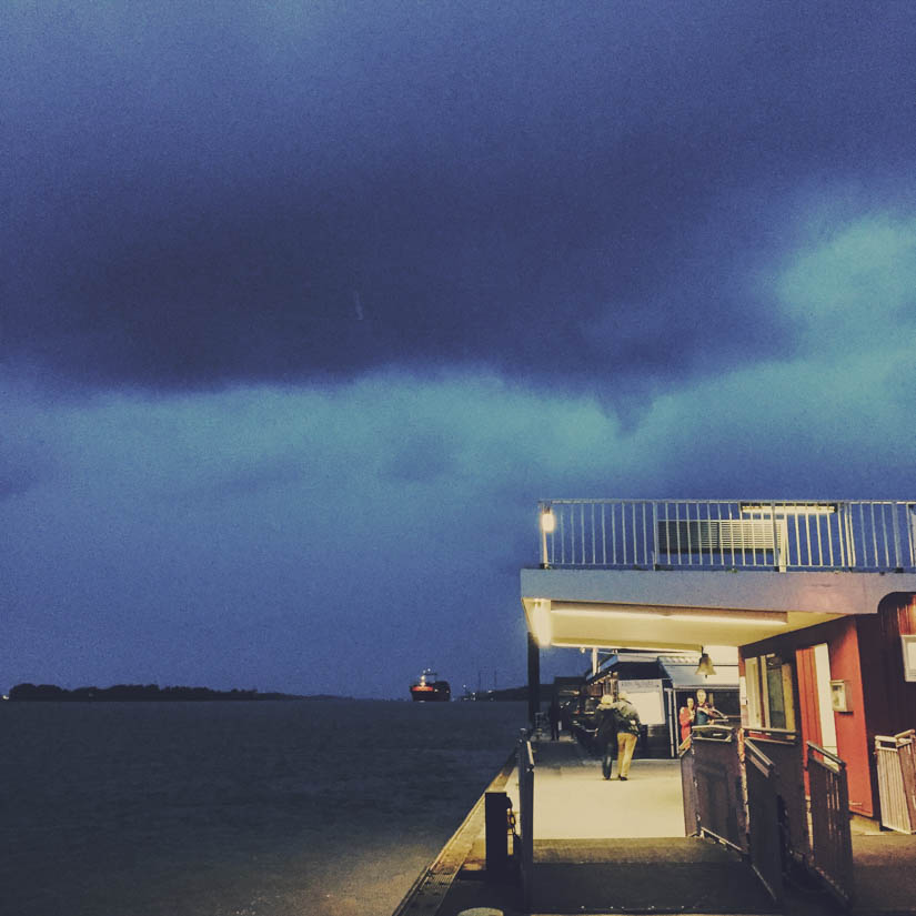 Night on Elbe 7