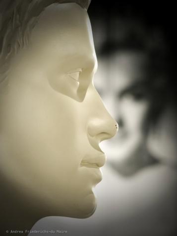 Marilyn und die Puppe