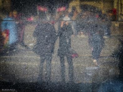 Fotografen im Spiegel