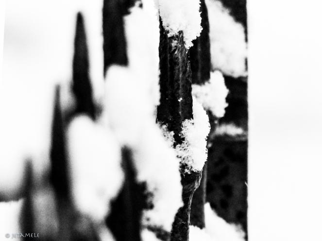 Schneetupfer