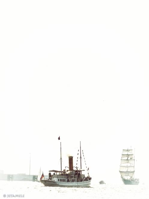 Dampferfahrt